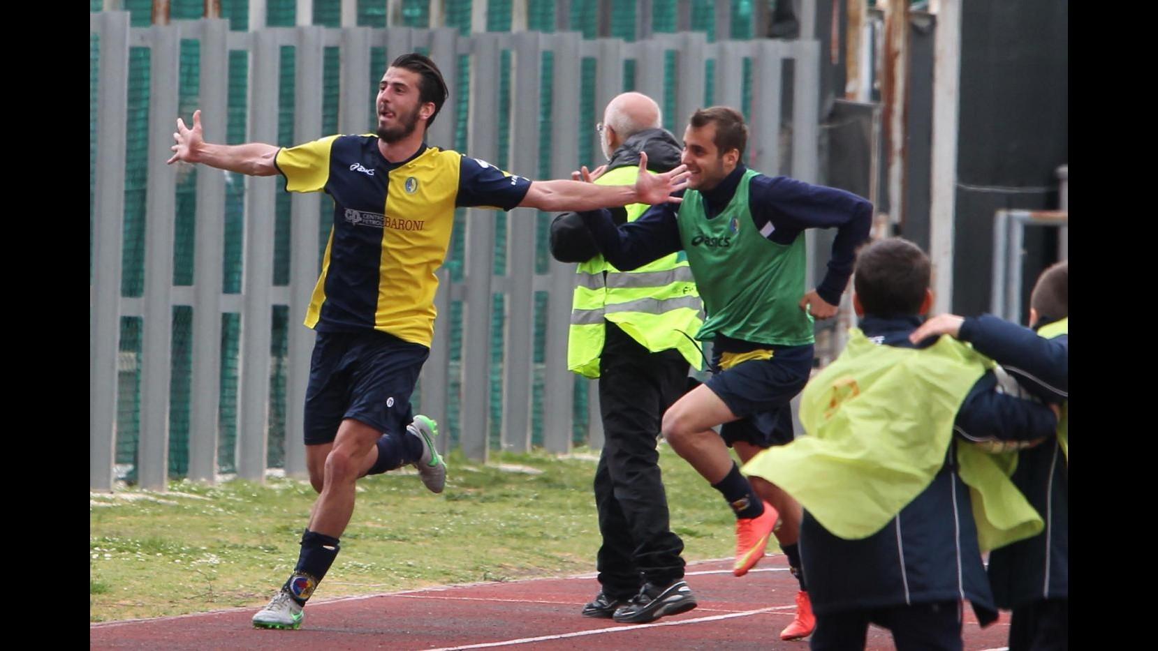 Lega Pro, Santarcangelo-Pontedera 2-1