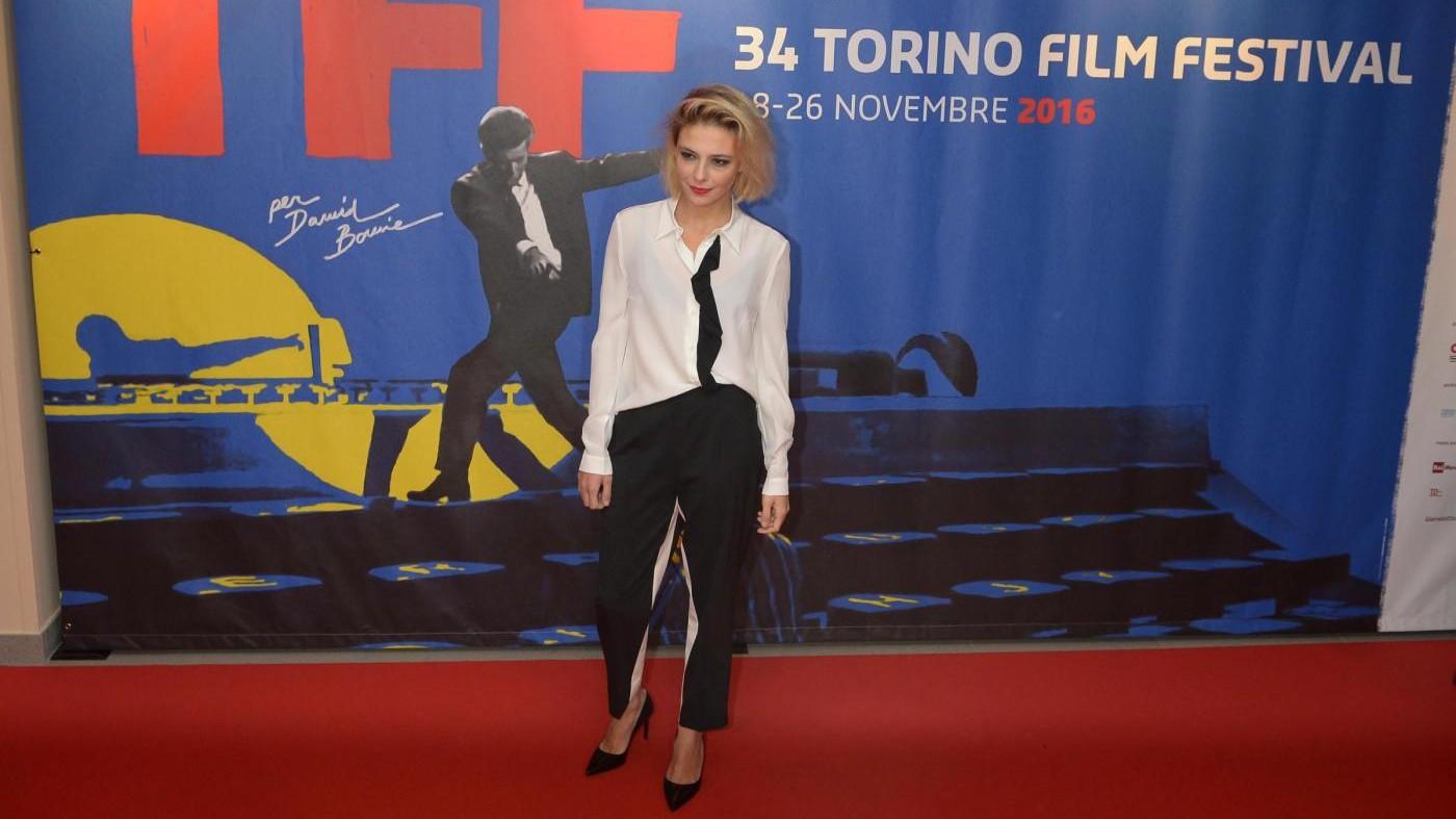 Al via Torino Film festival, tocco punk e madrina Jasmine Trinca