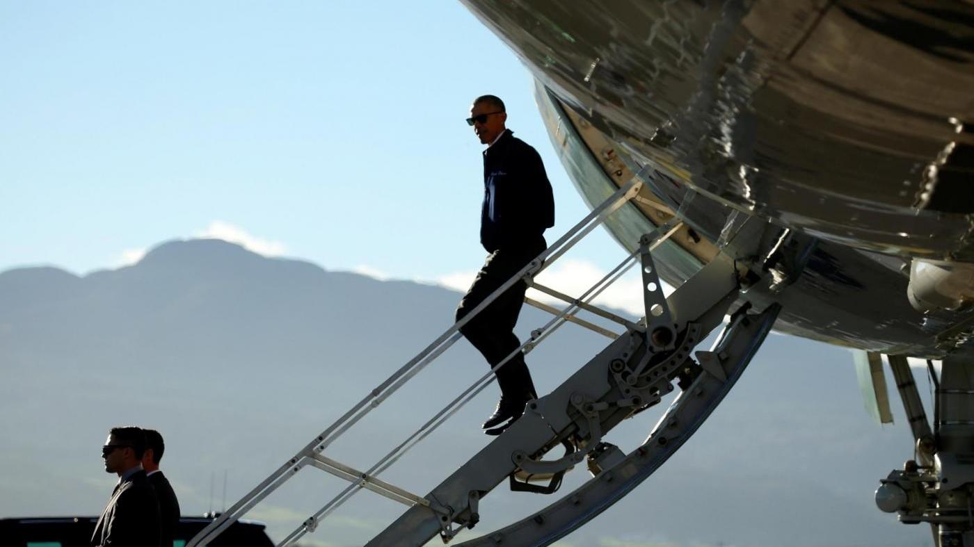 Obama in Perù per partecipare al suo ultimo vertice Apec