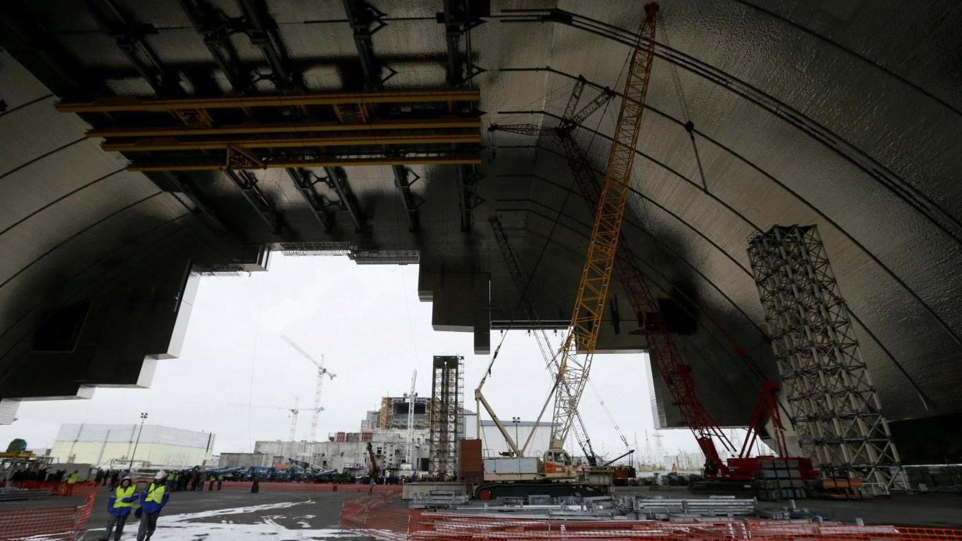 Chernobyl, aziende cinesi costruiranno una centrale solare