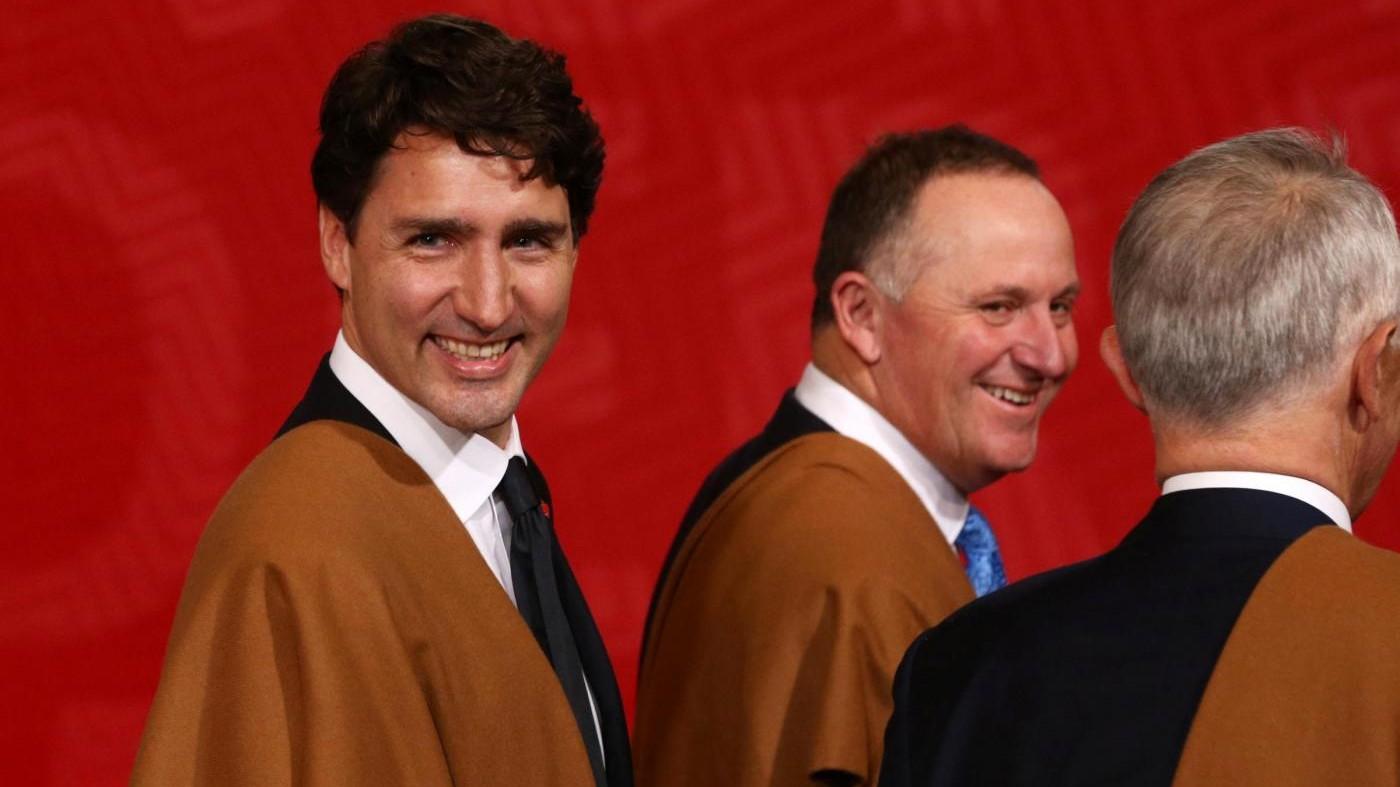Trudeau: Lavorerò con Trump su benefici commerci bilaterali