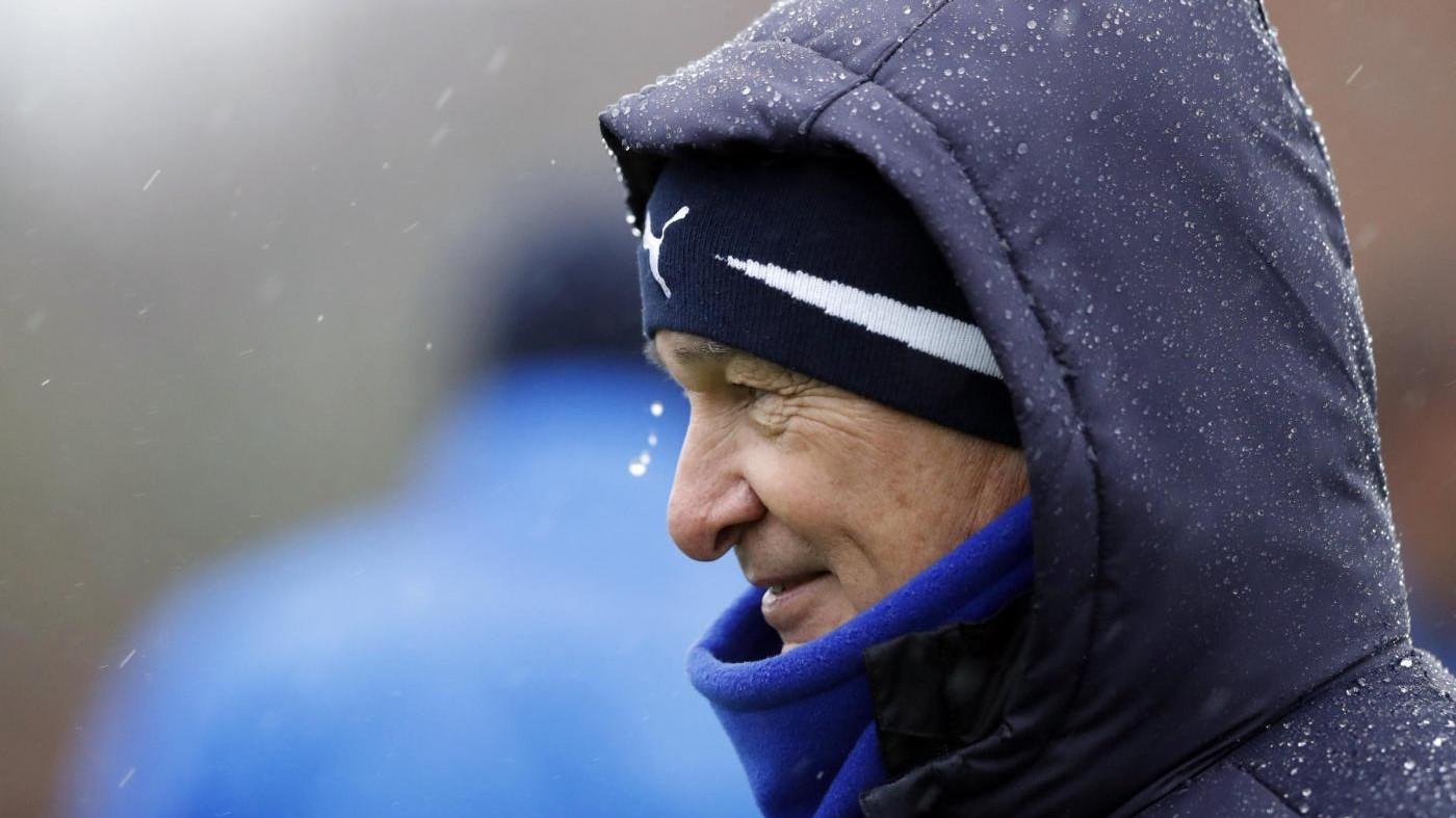 Leicester, Ranieri fiducioso: In campionato ci risolleveremo