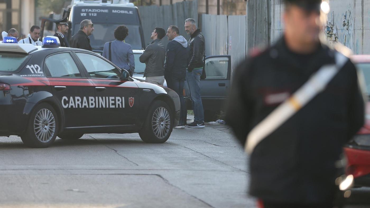Cuneo, auto in fiamme a Ceva: ritrovato corpo carbonizzato