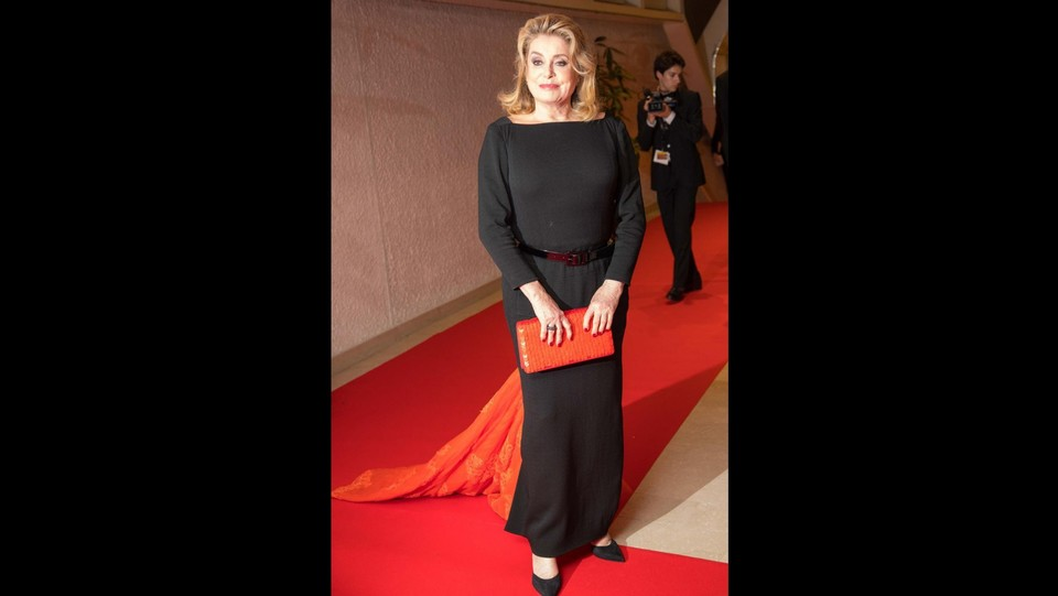 Catherine Deneuve ©Starpix / Action Press