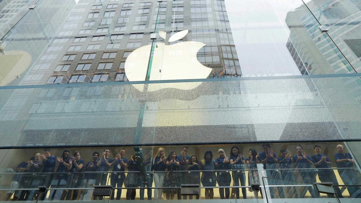 Evasione fisco Apple: pm chiede patteggiamento e due archiviazioni