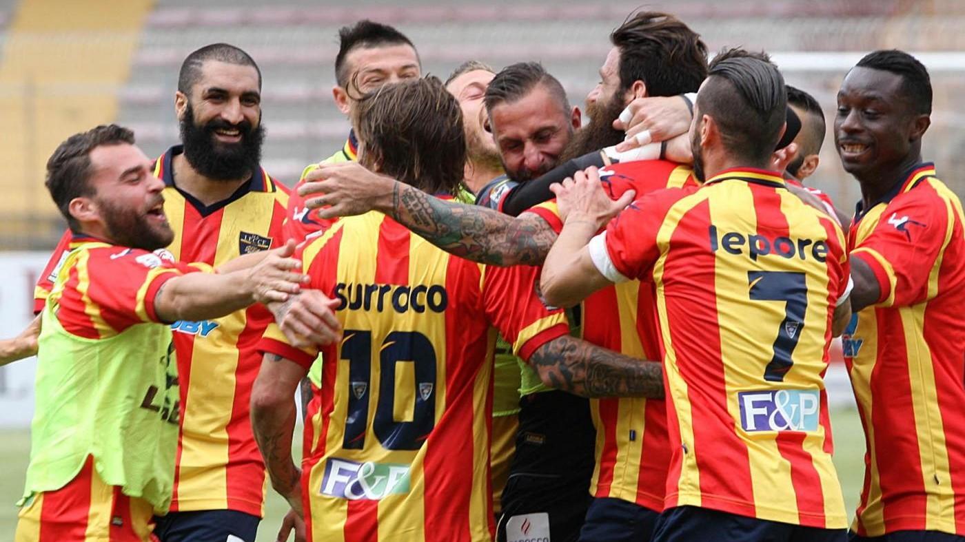FOTO – Playoff LegaPro, Lecce-Bassano 3-0