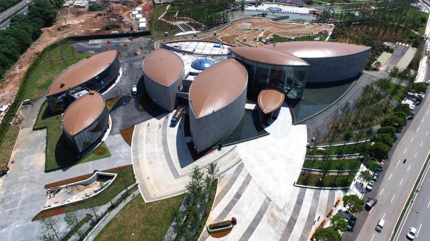 Cina, a Changsha il primo museo a tema sul riso