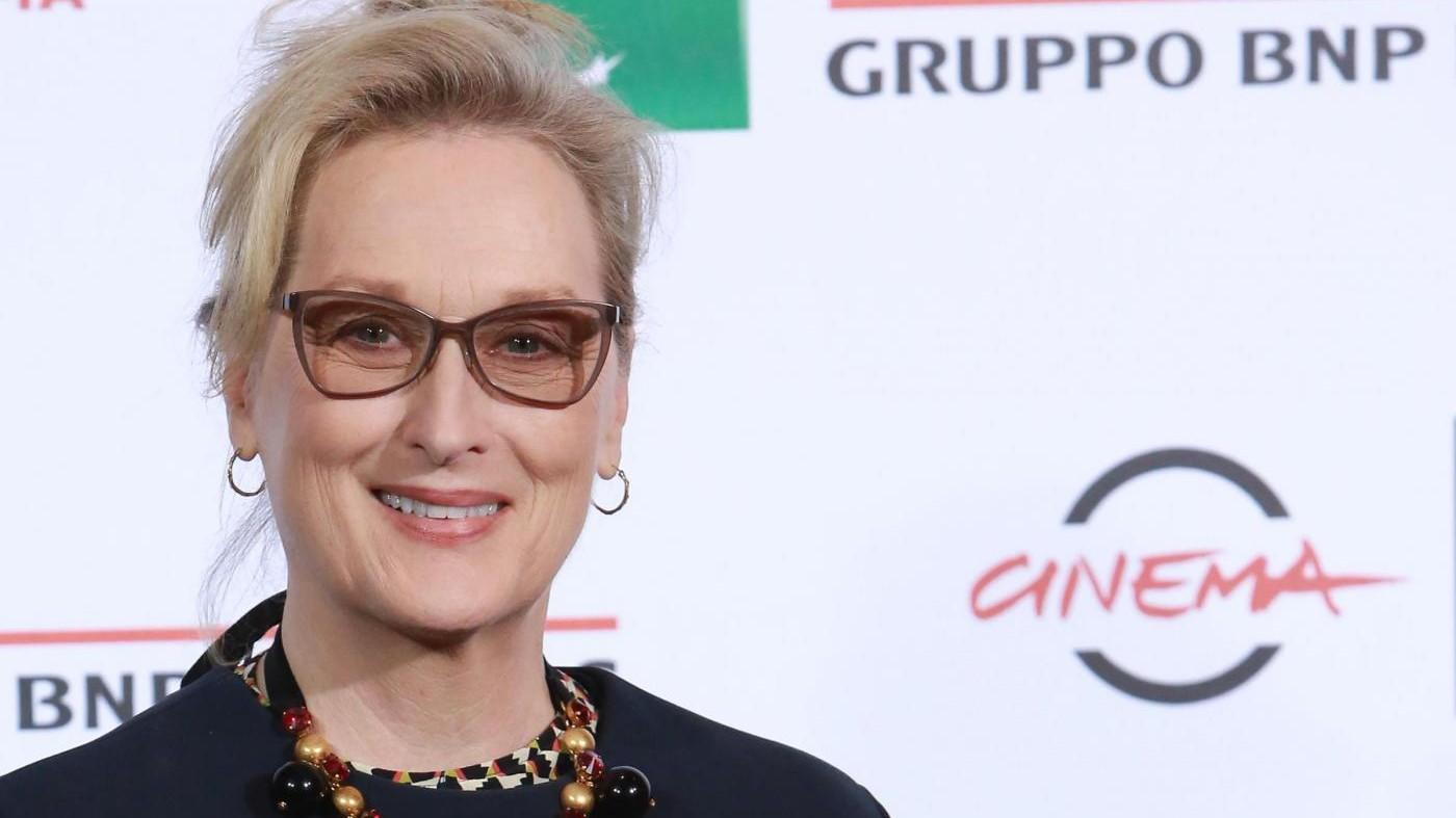 Meryl Streep: Trump fa un ottimo lavoro contro se stesso