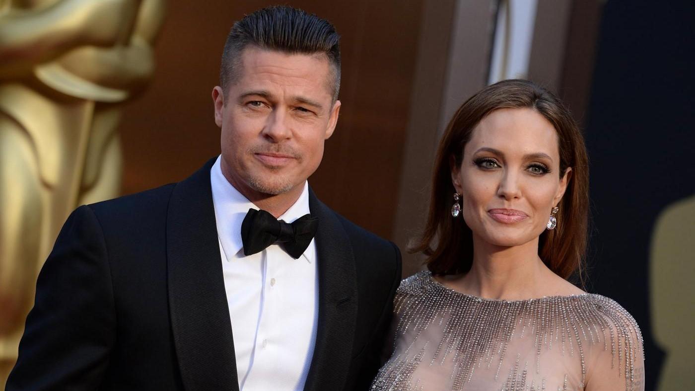 Brad Pitt non risponde a richiesta divorzio: Per il bene dei figli