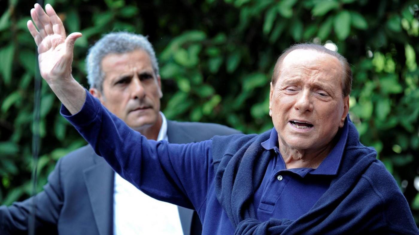 Berlusconi: L'opera di Parisi è utile per tornare a vincere