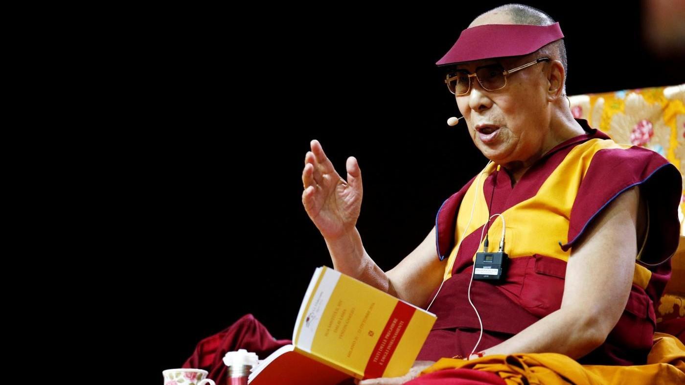Dalai Lama a Milano: Terrorismo non c'entra con religione
