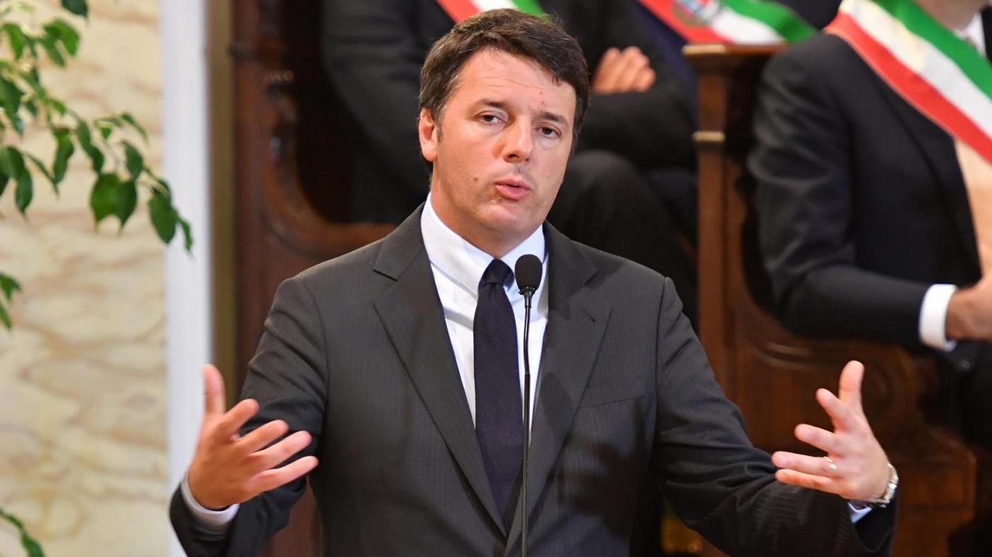Renzi all'Ue: La manovra non cambia, l'Italia rispetta le regole