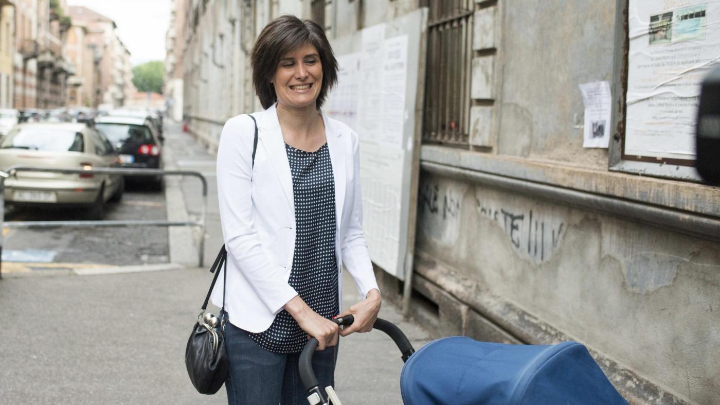FOTO Appendino e Fassino al voto a Torino