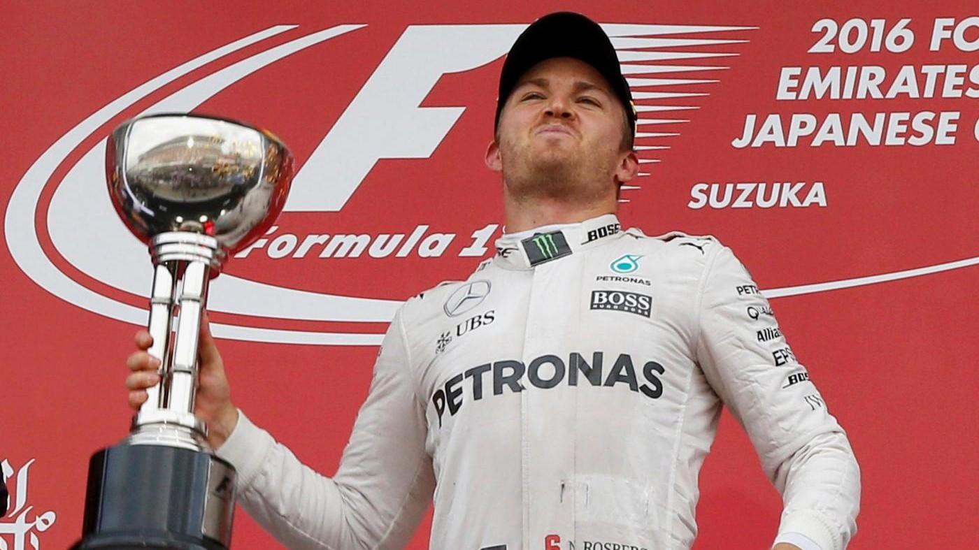 Rosberg: Titolo? Sogno d'infanzia ma penso a vincere in Messico
