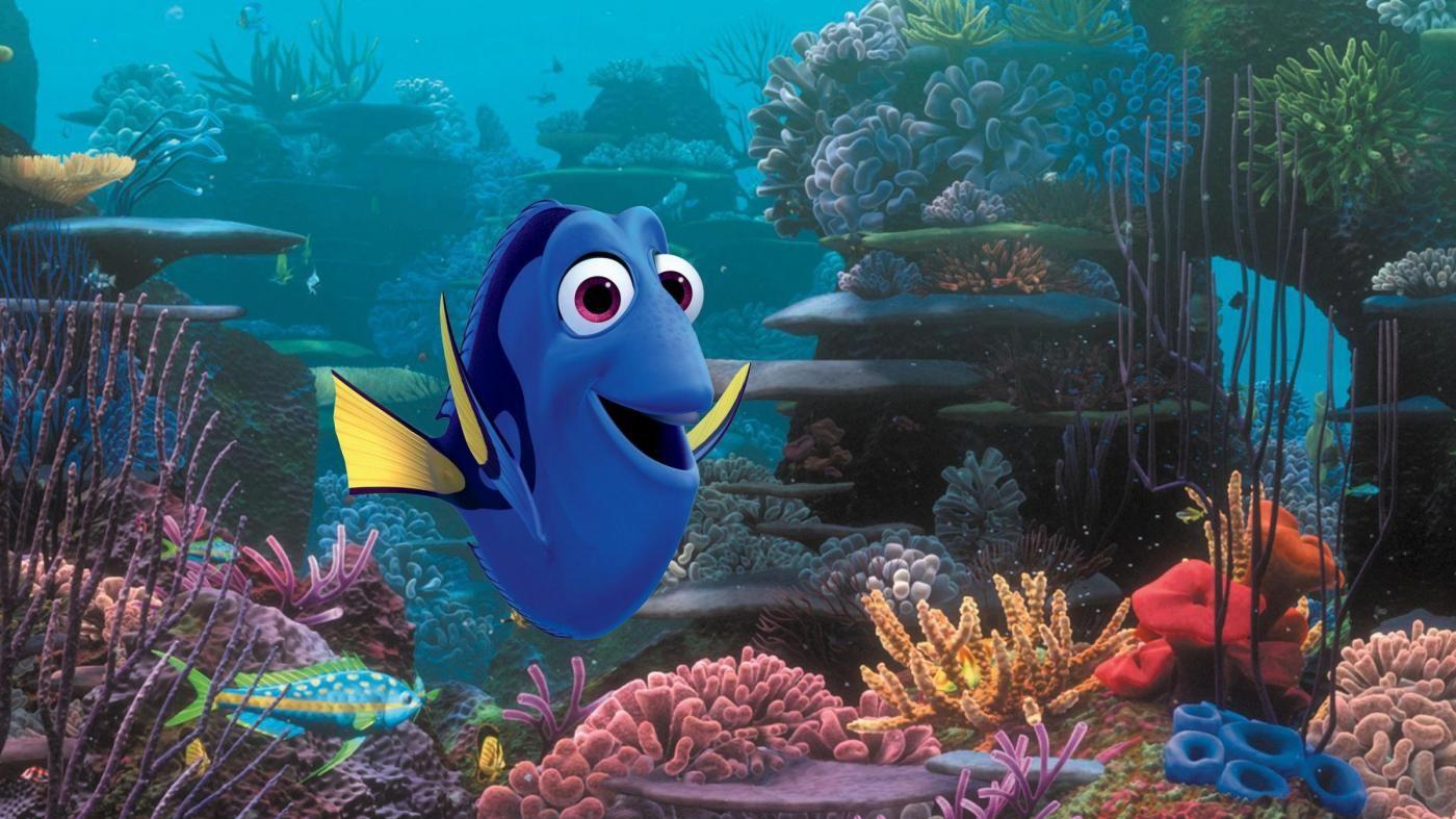 FOTO – In anteprima le scene del film Pixar 'Alla ricerca di Dory'