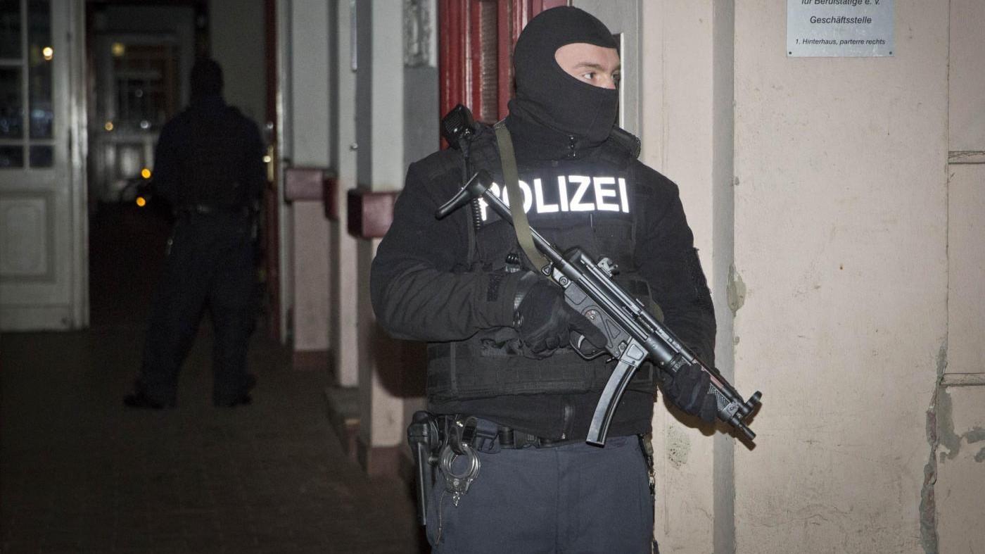 Arrestato un sospetto terrorista siriano a Berlino