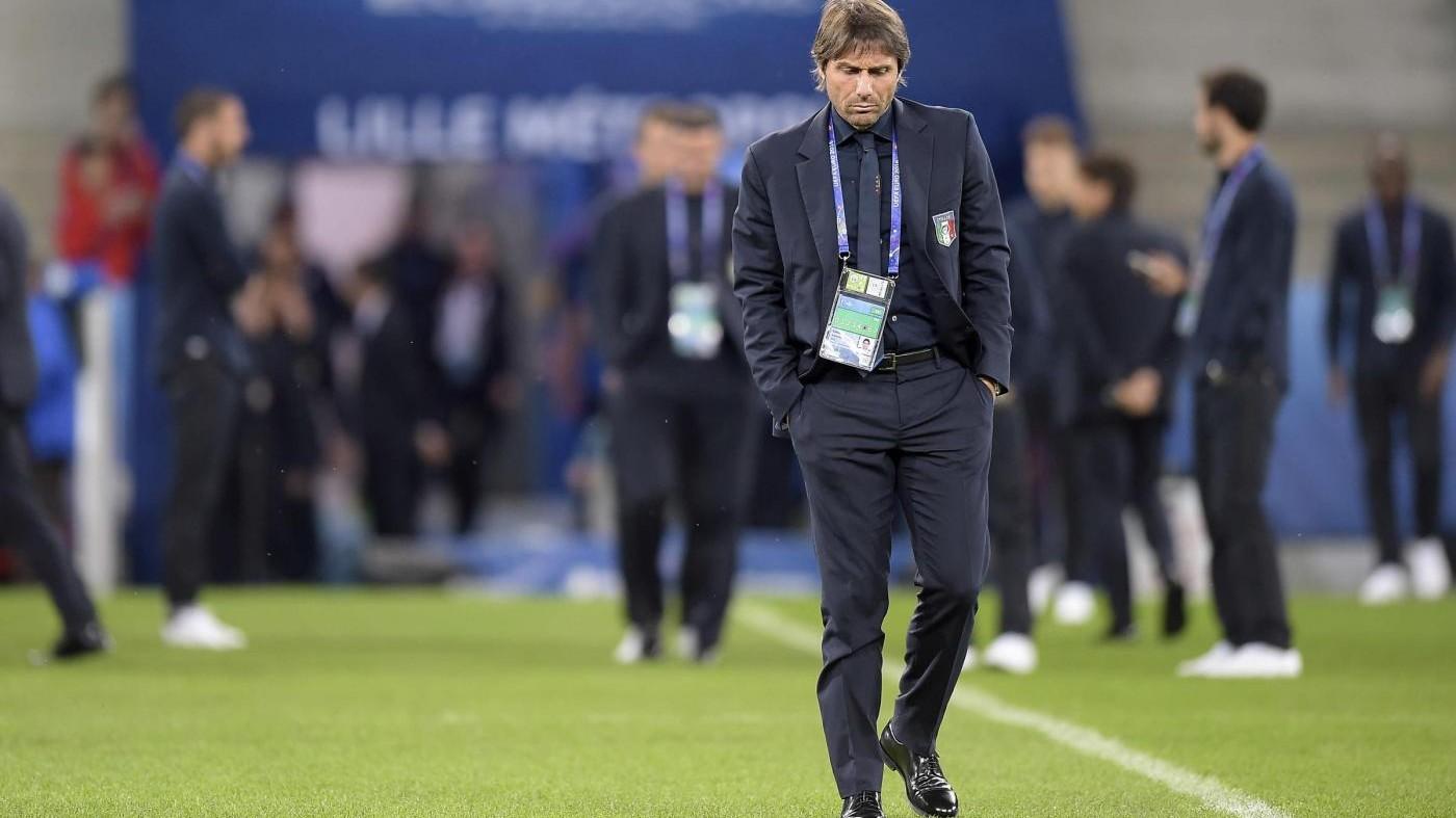Euro 2016, Azzurri allo stadio di Lille prima di sfidare l'Irlanda
