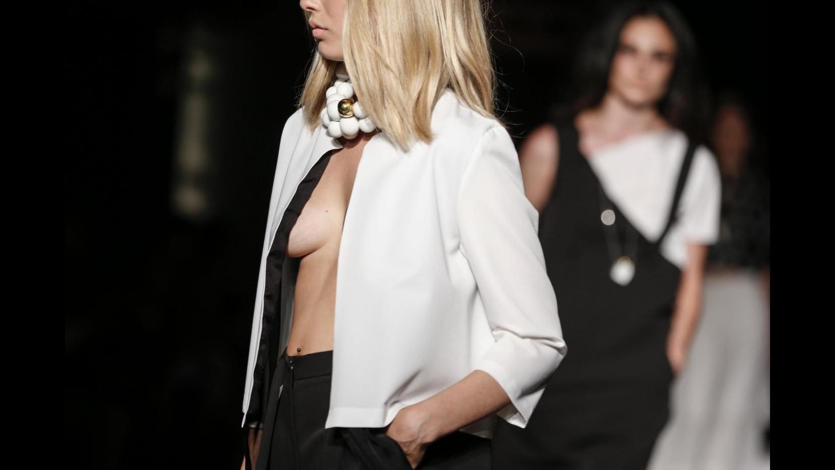 FOTO Per la prima volta Torino ospita la Fashion Week
