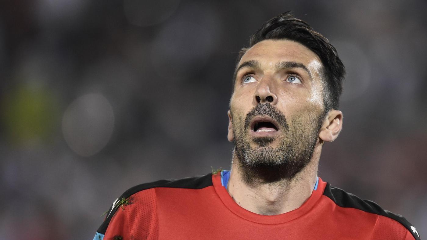 "Buffon al Guardian: ""Potrei smettere nel 2023 o tra 4 mesi"""