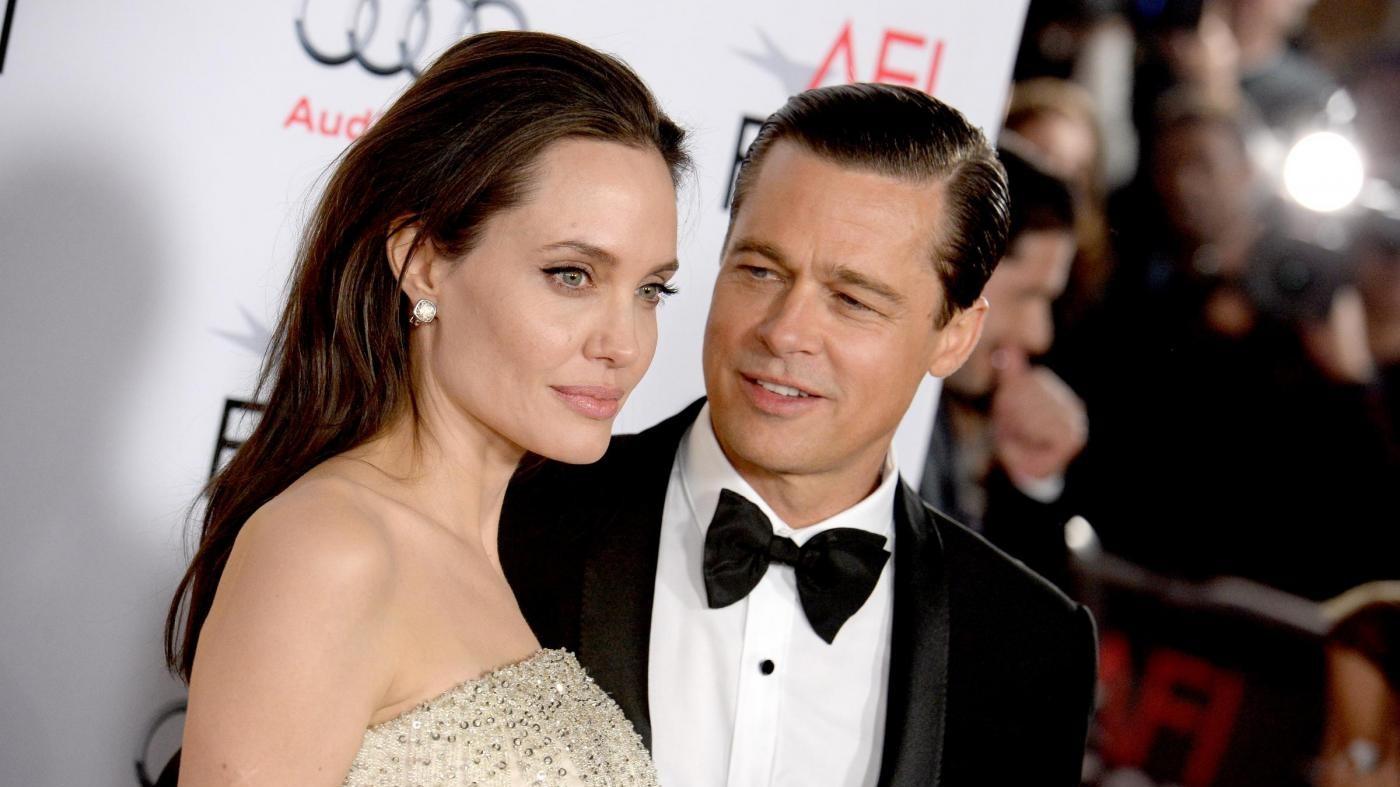 Angelina Jolie e Brad Pitt verso un accordo per la custodia dei figli
