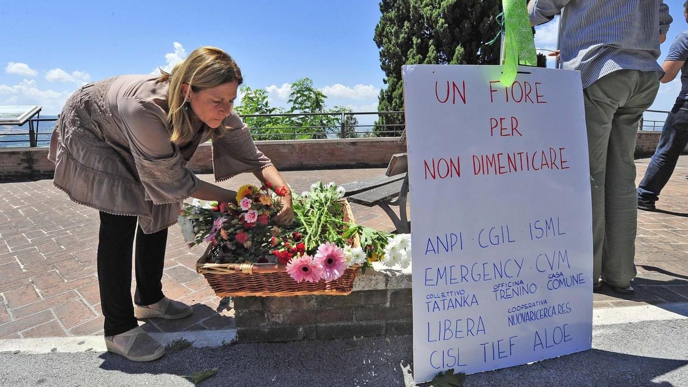 FOTO Profugo ucciso da ultrà a Fermo: il luogo della tragedia