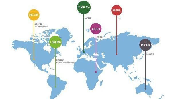 Boom italiani all'estero: nel 2015 espatriati in oltre 100mila