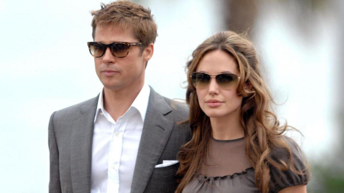 Brad Pitt reincontra i figli dopo il divorzio, ma con un terapista