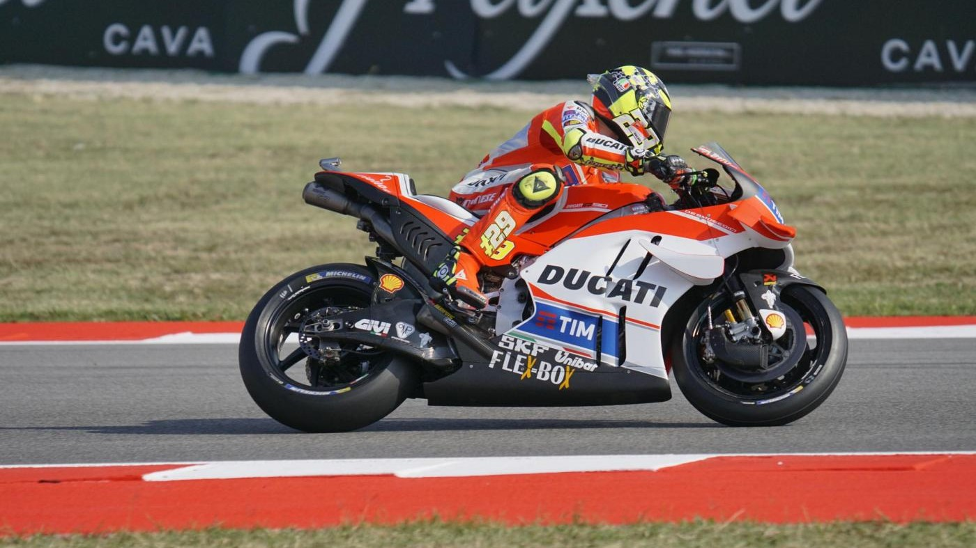 MotoGp, Iannone salta gp del Giappone, forse torna in Australia