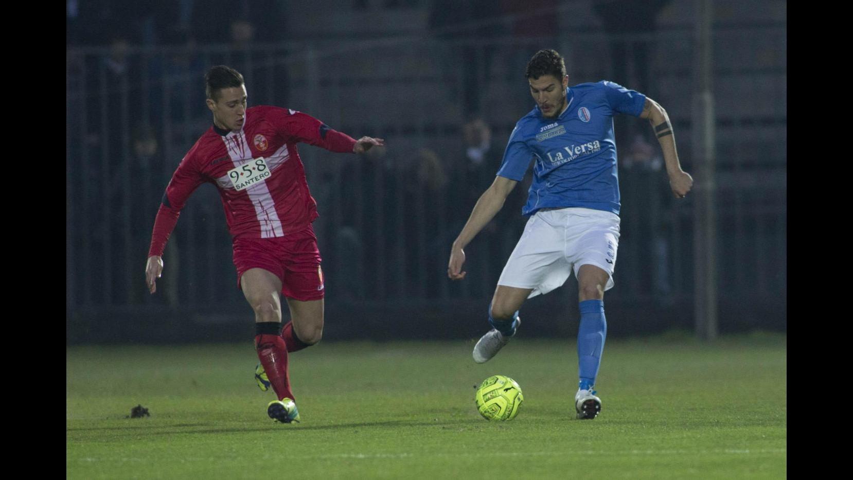 Lega Pro, Pavia vince contro il Cuneo 2-0