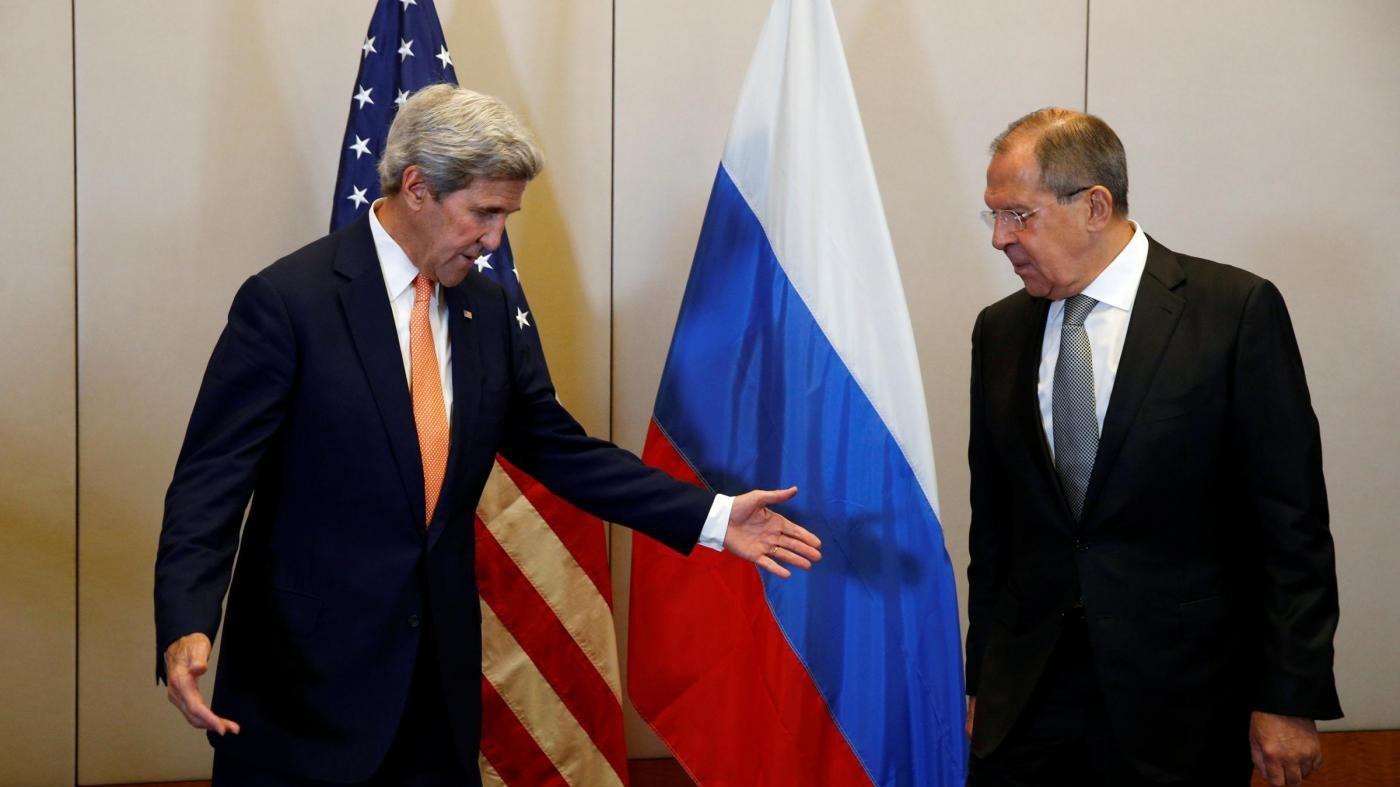 Accordo Usa-Russia sulla Siria: Cessate il fuoco e cooperazione militare