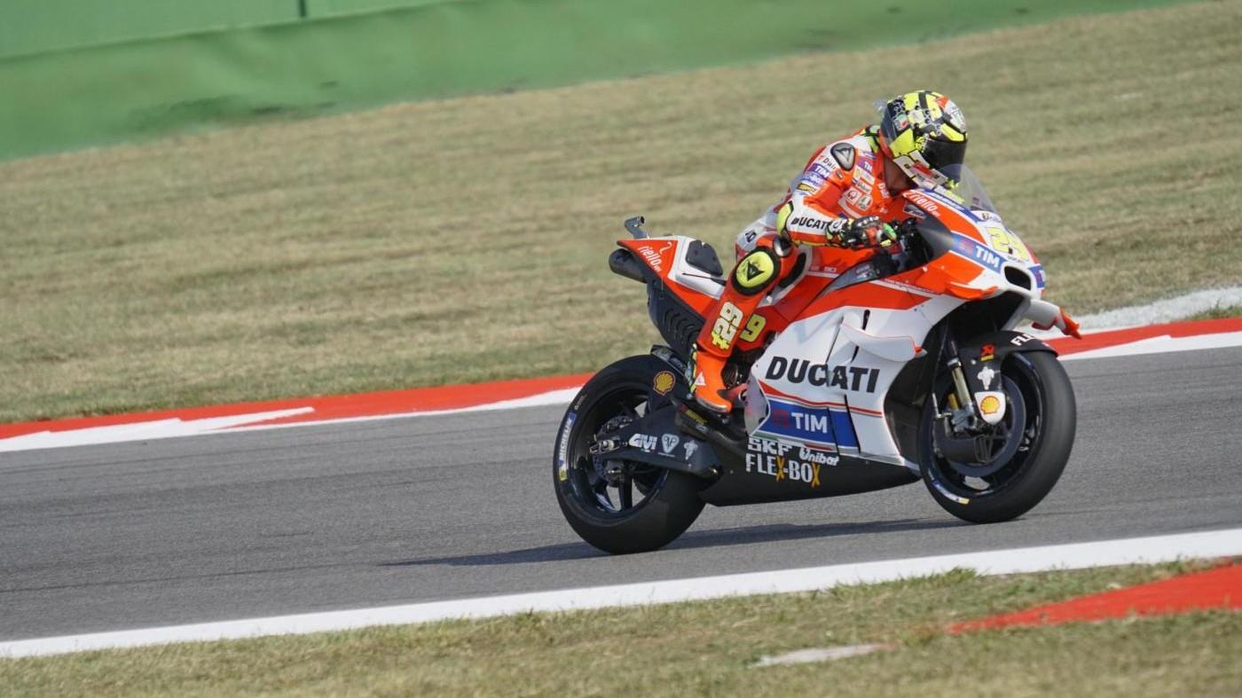 MotoGp, Iannone non ce la fa: salta qualifiche e gara a San Marino
