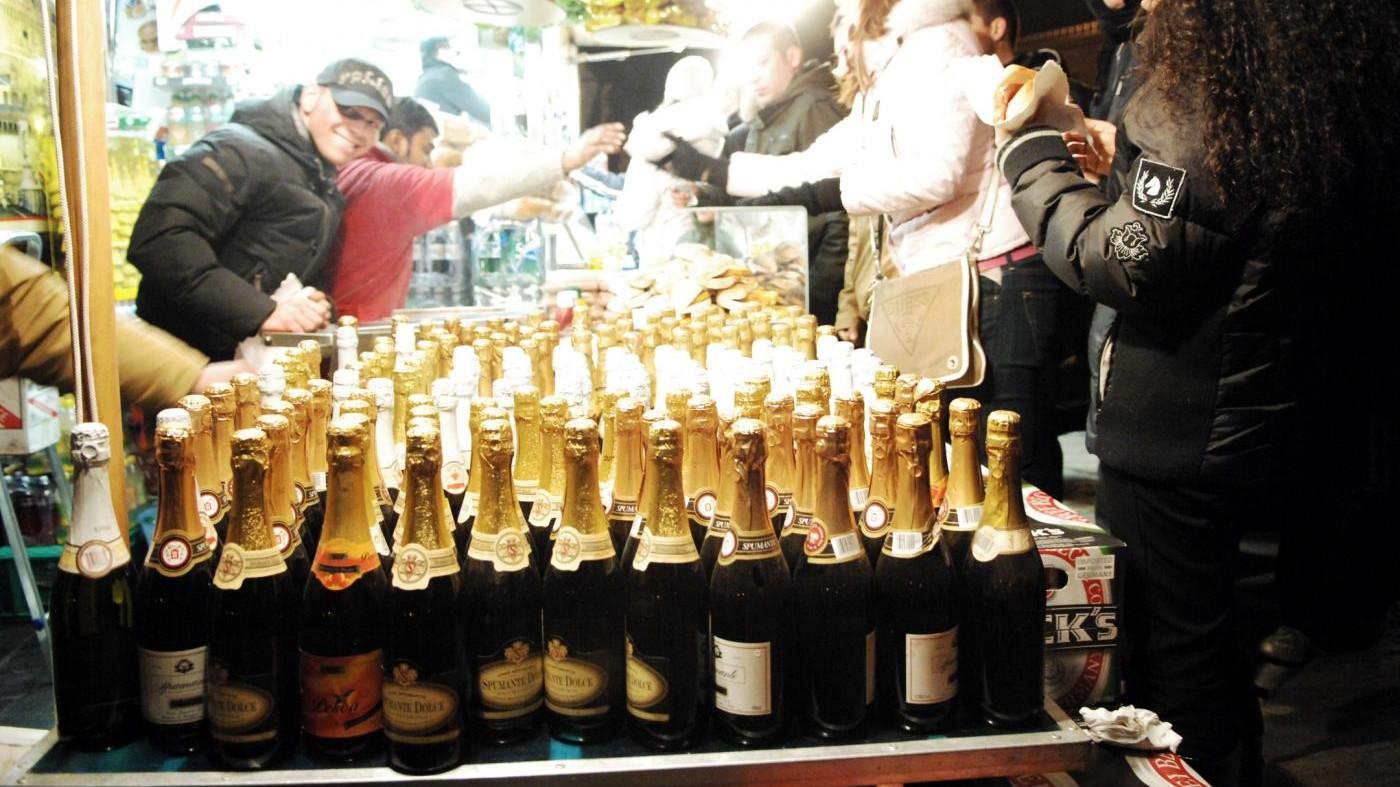 I francesi ora bevono spumante: triplica l'export Oltralpe