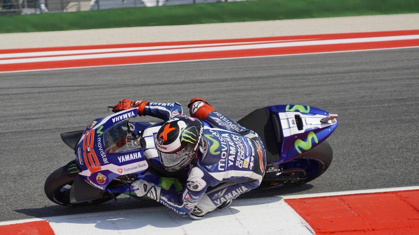 MotoGp, Lorenzo parte in pole a San Marino. Rossi è secondo, Marquez quarto