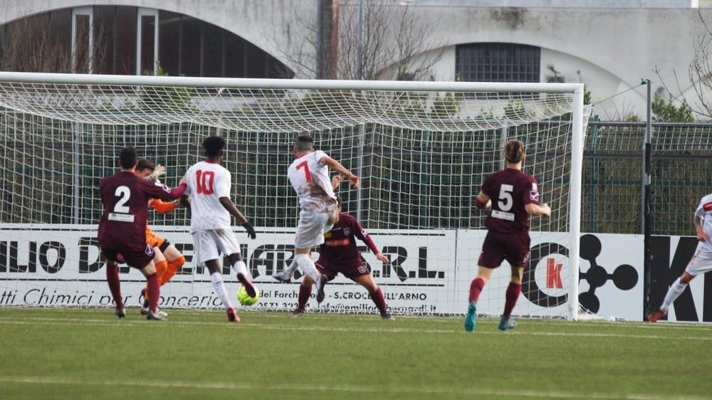 Pontedera- Maceratese 0-3