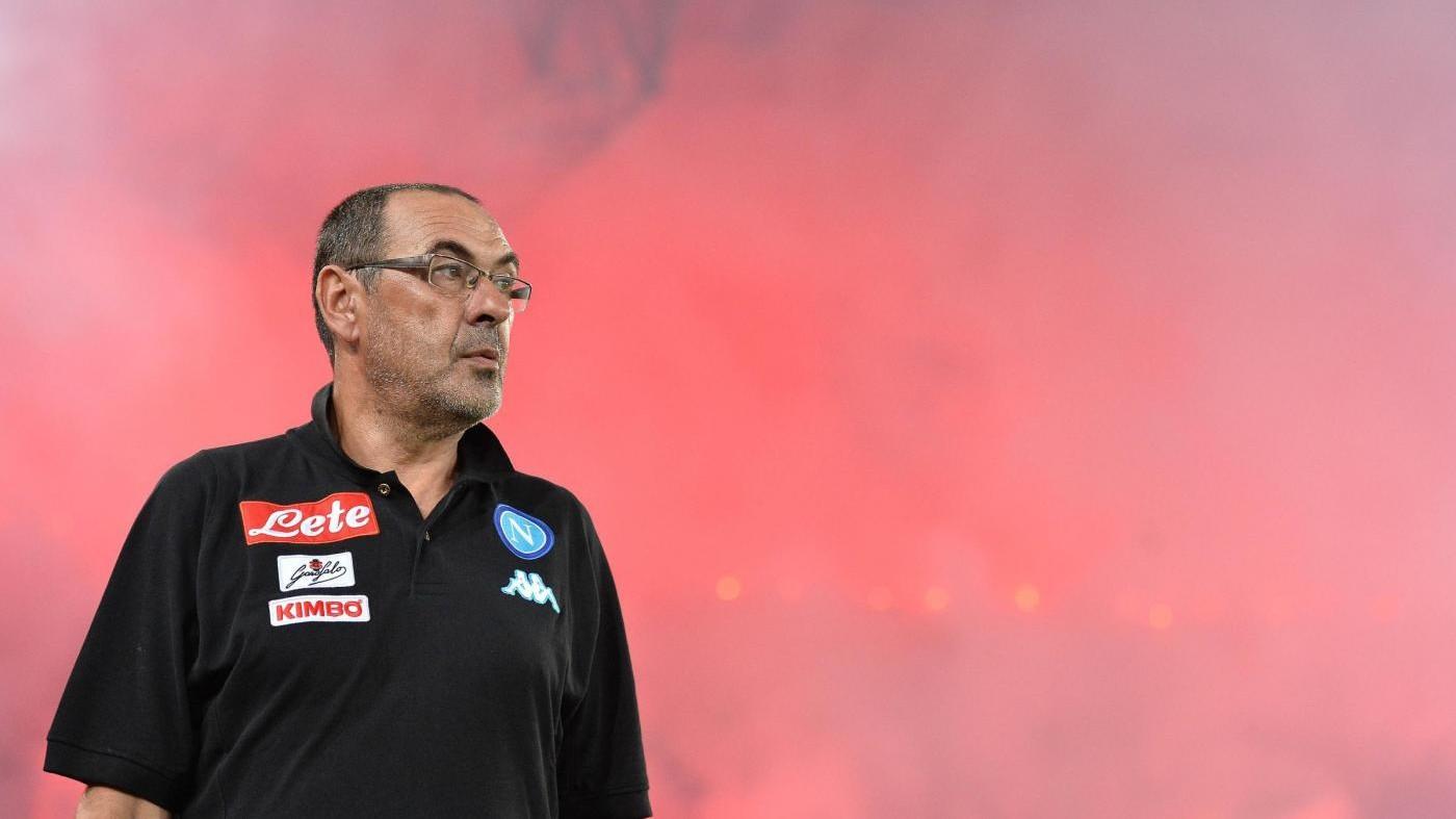 Champions, Sarri carica Napoli: Imponiamo gioco con Dinamo