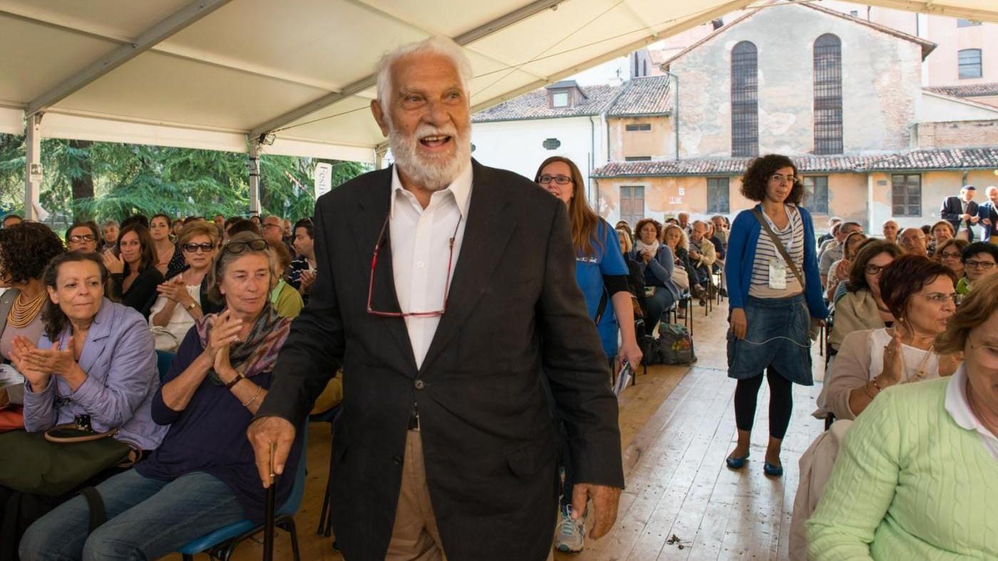 E' morto lo scrittore napoletano Ermanno Rea, aveva 89 anni