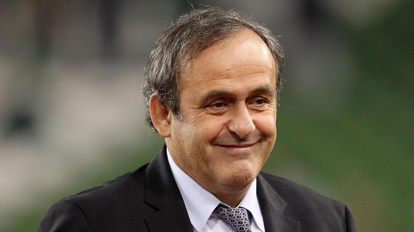 Platini saluta l'Uefa: Grazie per questi nove anni, ho la coscienza a posto