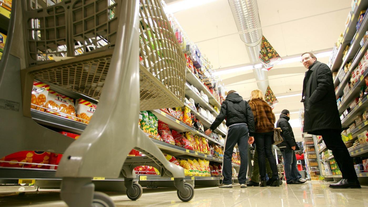 Istat conferma deflazione: prezzi agosto -0,1% annuo
