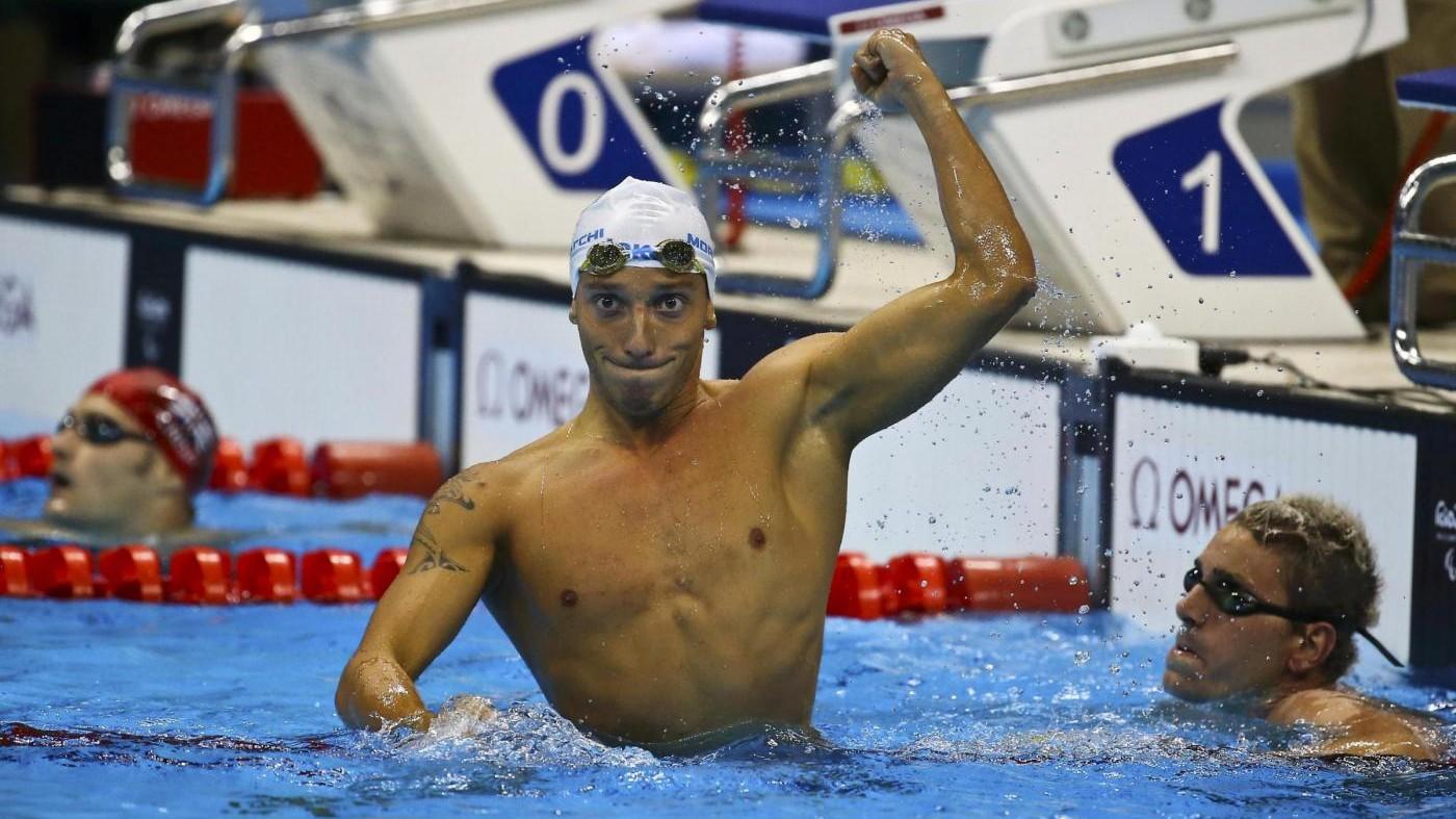 Paralimpiadi, altre 3 medaglie Italia: 2 nel nuoto, 1 nel ciclismo