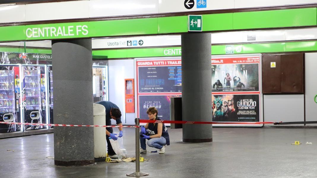 Milano, pacco sospetto in metro a Gessate: è su un convoglio