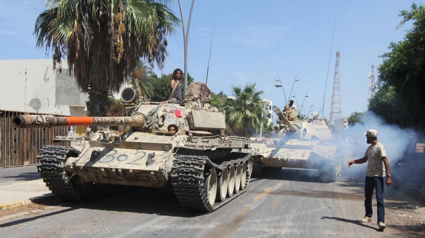Libia, italiani rapiti da criminali comuni