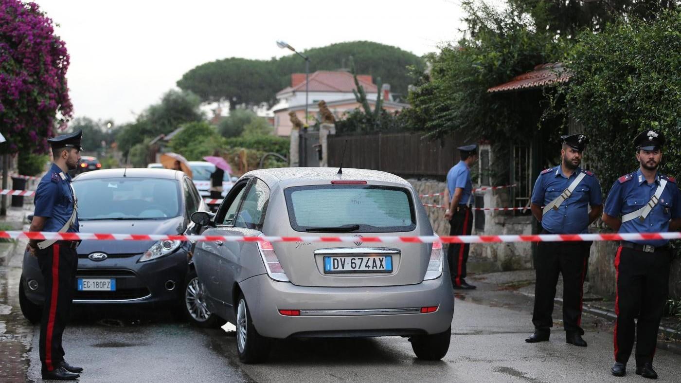 Dramma a Pomezia: la moglie lo lascia e lui tenta di darle fuoco