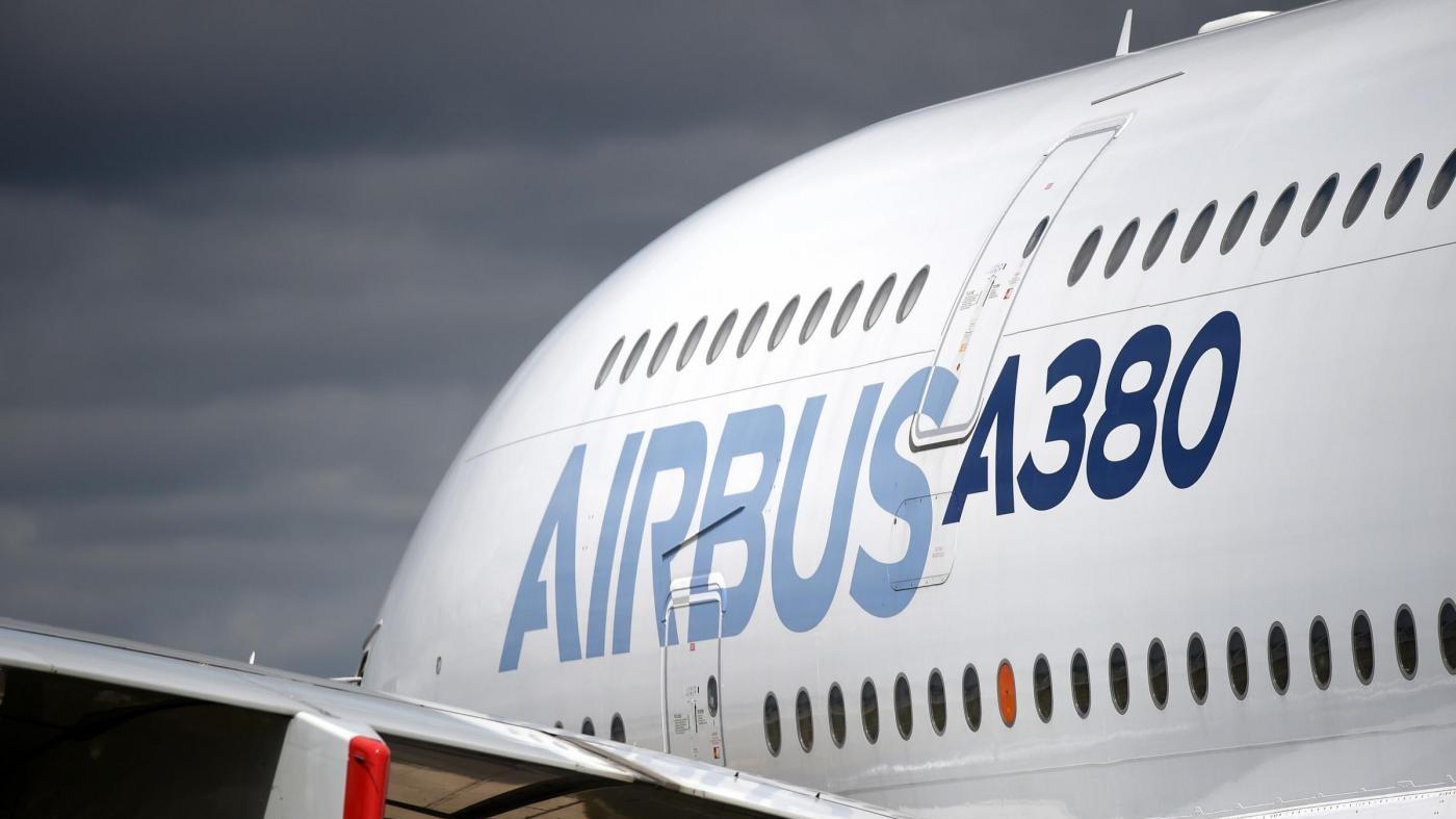 Wto contro l'Ue: 22 miliardi di sussidi illegali per Airbus