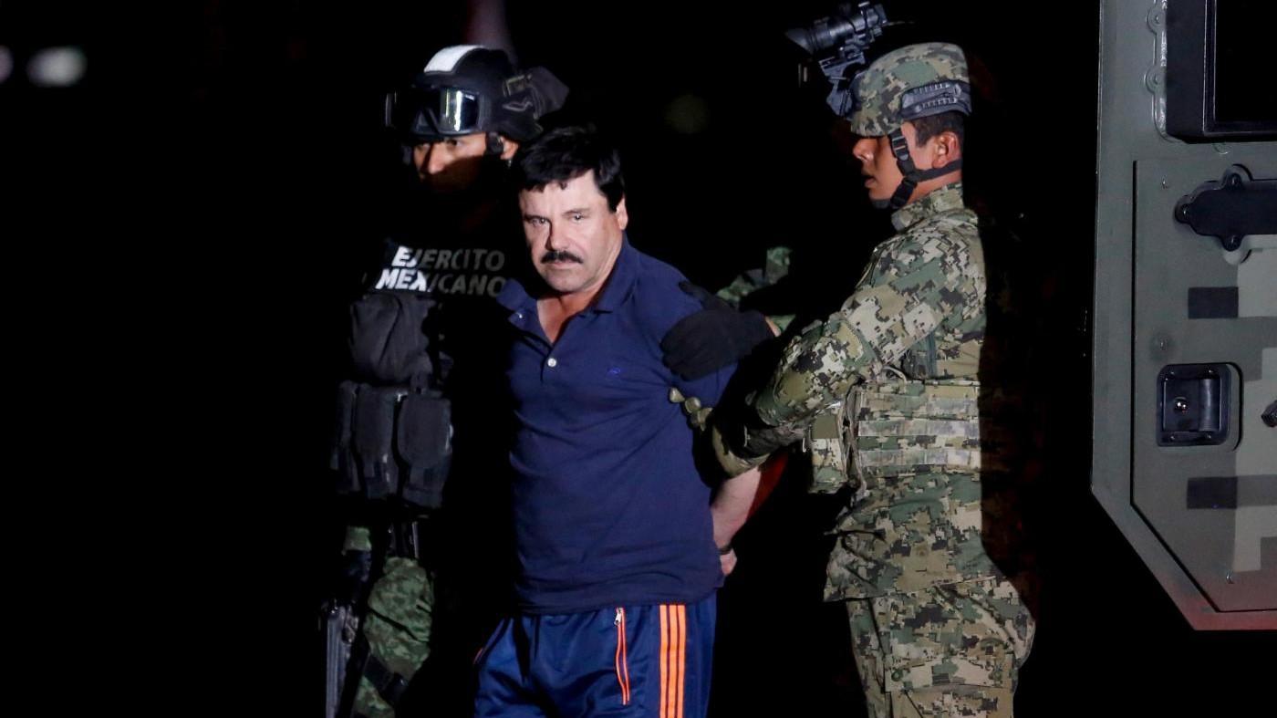 Messico, figlio di 'El Chapo' sequestrato da Cartello Jalisco
