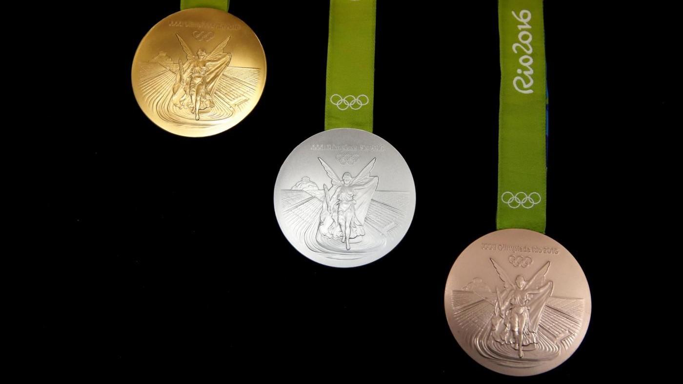 Rio 2016, tutte le medaglie vinte dall'Italia