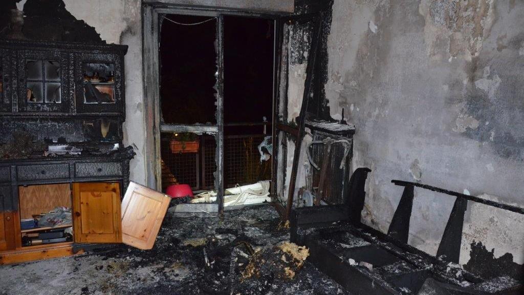 Varese, tenta di bruciare vivi moglie, figlio e suocero: arrestato