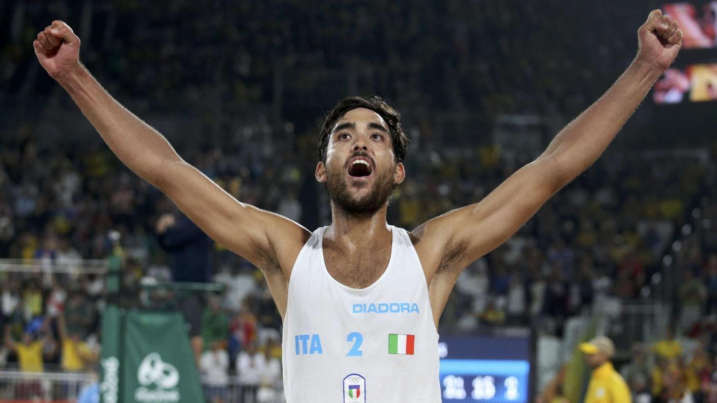 Rio, Lupo portabandiera Italia alla cerimonia di chiusura