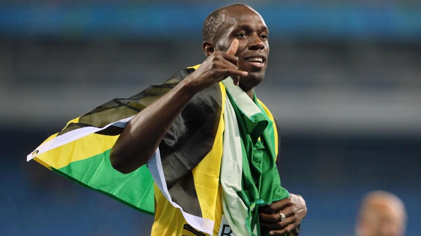Rio, Bolt saluta i tifosi brasiliani e la città: Amore infinito