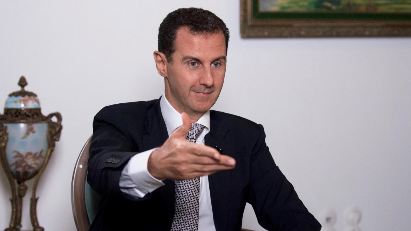 Siria, Turchia: Naturale che Assad partecipi a negoziati pace