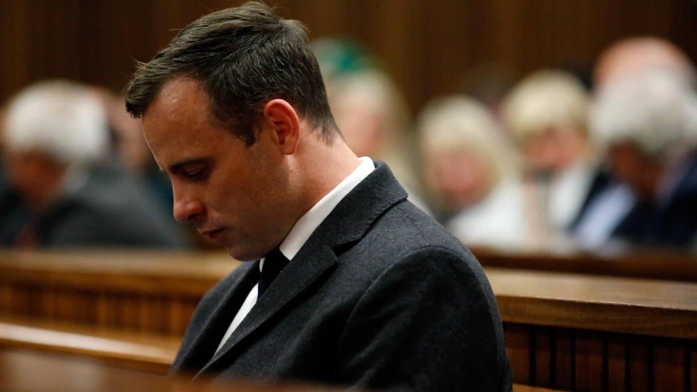 Pistorius, giudice respinge richiesta appello contro sentenza
